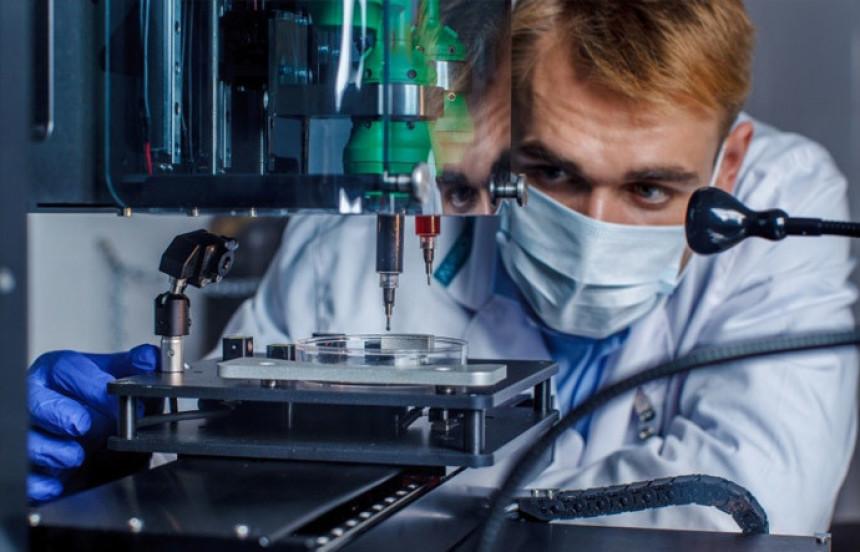 Dünya Bilim Adamlarından Karaciğer Naklinde 3-D Yazıcı Devrimi