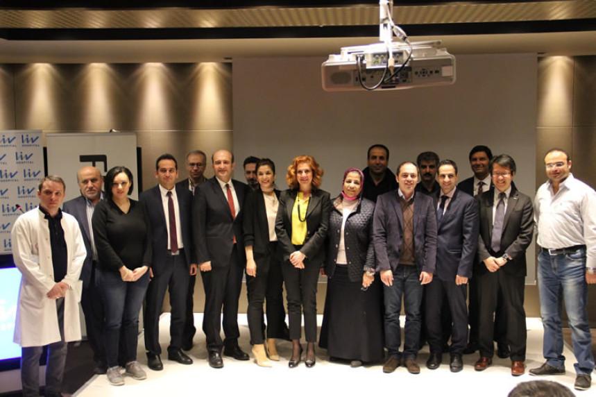80 ülkeden yabancı doktorlar Türkiye'de eğitilecek