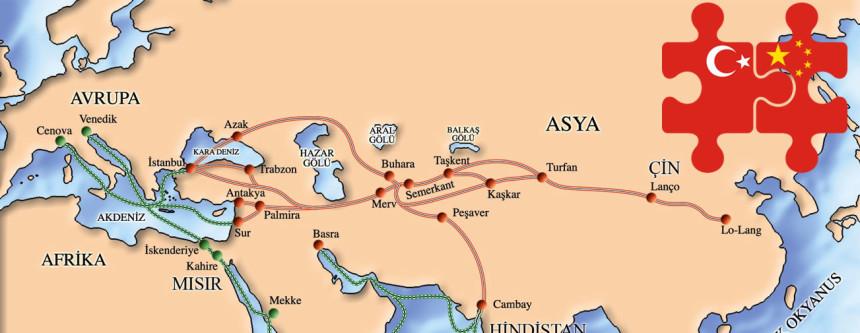 """""""Türkiye, Bir Kuşak Bir Yol projesinden dışlanıyor"""" iddiasına Çin medyasından yanıt"""