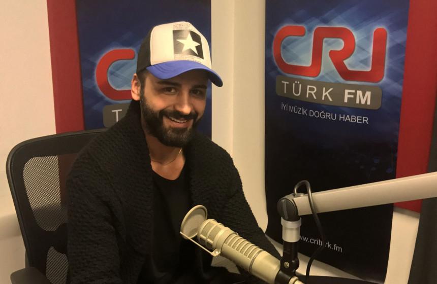 """Emre Kaya: """"Eurovision'da birinci olacak şarkı bende"""""""