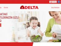 Delta Soğutma Web Sitesi Yenilendi