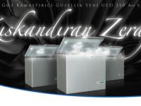 Kıskandıran Zerafet UED 210 Gümüş A++, Satışa Sunuldu