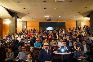 Dünyada ve Türkiye'de bir ilk: 3D canlı burun este...