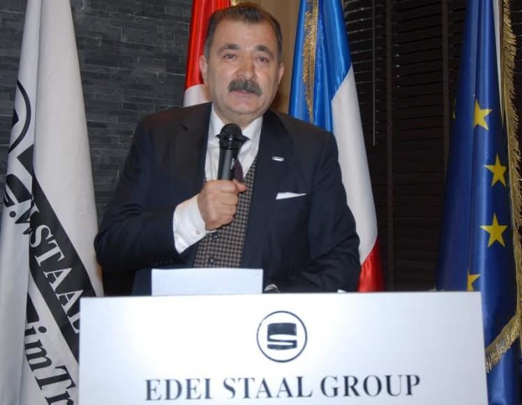 """Turgut Torunoğulları: """"Hollanda - Türkiye ilişkileri iyi olacak"""""""