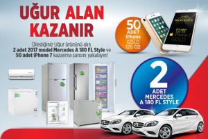 Türkiye'nin Lider Derin Dondurucu Markası Uğur Soğ...