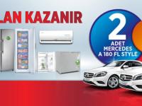 Türkiye'nin Lider Derin Dondurucu Markası Uğur Soğutma Kazandırıyor!