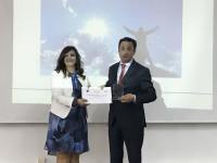 Yıldız Teknik Üniversitesi Biyomühendislik Günleri - Ödül