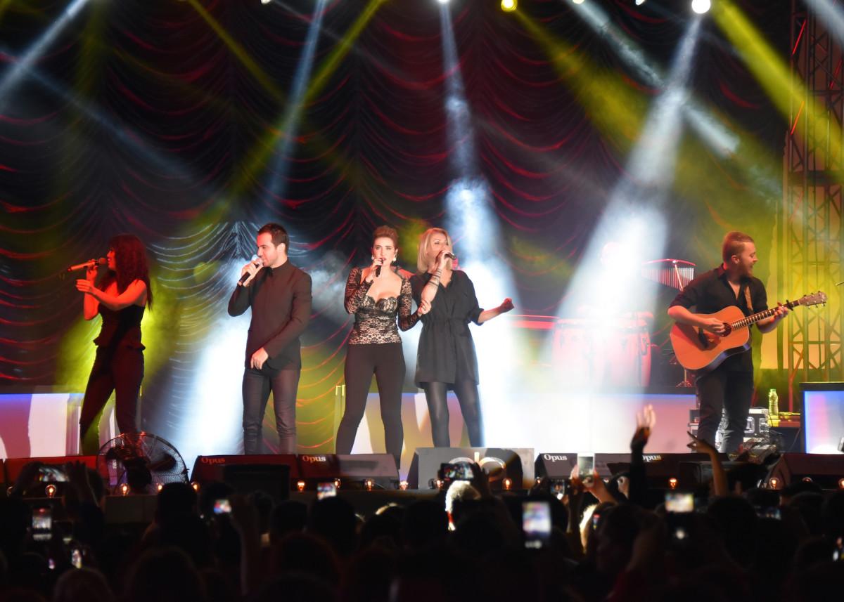 Hugo Boss İzmir, Yeni Yılı Sıla'yla Kutladı