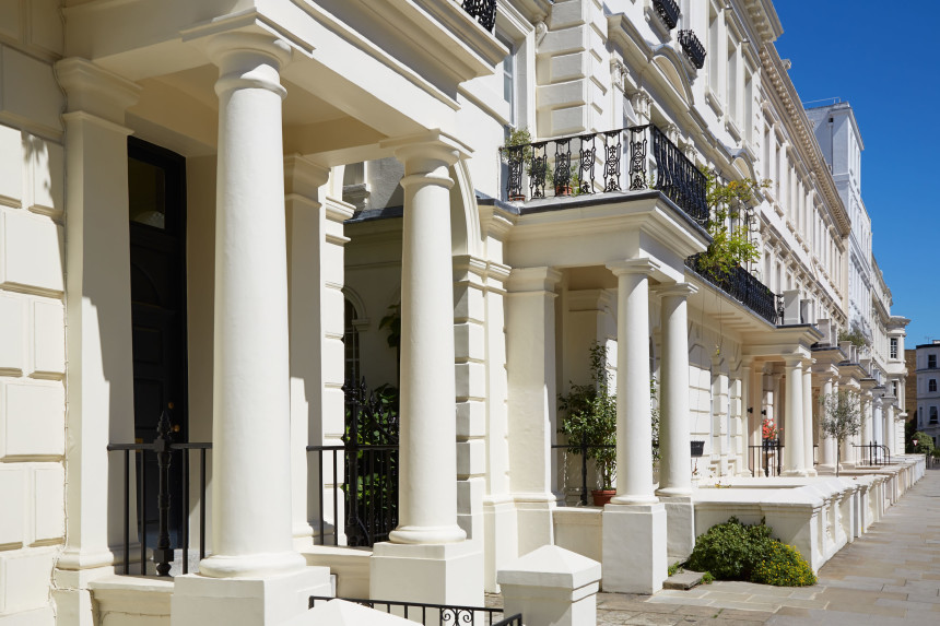 Londra lüks emlak piyasasındaki düşüş yatırımcılara fırsat sunuyor