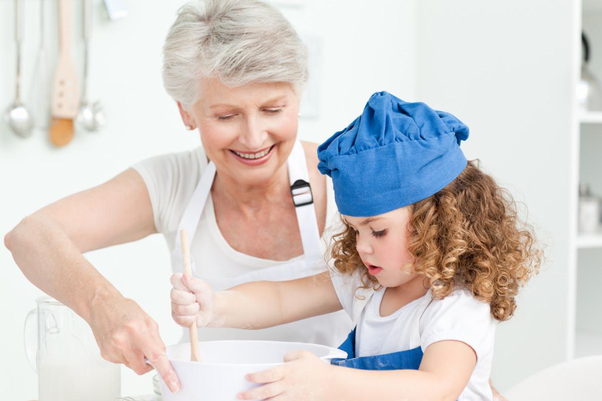 Büyükannemizin mutfağı geri geliyor