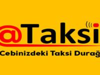 @Taksi sarı logo