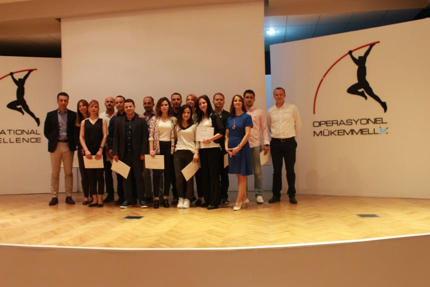 Yetenek Geliştirme Derneği'nin Uygulamada Mükemmellik Ödülü HUGO BOSS İzmir'in oldu