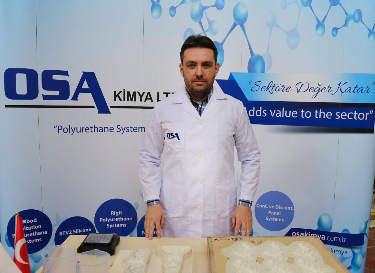 Türk firması poliüretan ihracatında liderliği hede...