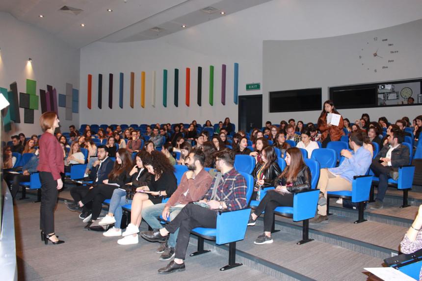 HUGO BOSS İzmir, Future Summit'te 200 öğrenci ile buluştu