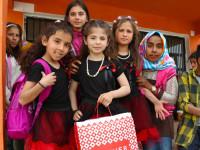 Şanlıurfa – Yediyol İlkokulu Çocuklarının Dilekleri Gerçek Oldu