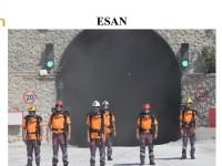 Maden Arama Kurtarma Yarışması - ESAN