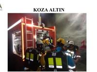 Maden Arama Kurtarma Yarışması - KOZA ALTIN