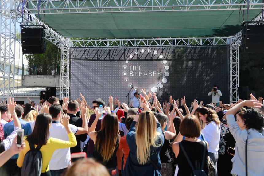 HUGO BOSS İzmir'de 20'nci yılını kutladı