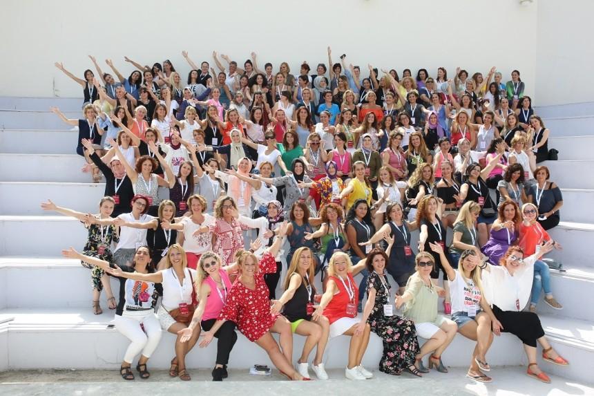 b-fit Girişimci Kadınları 13. b-fit Franchise Kongresinde Buluşuyor