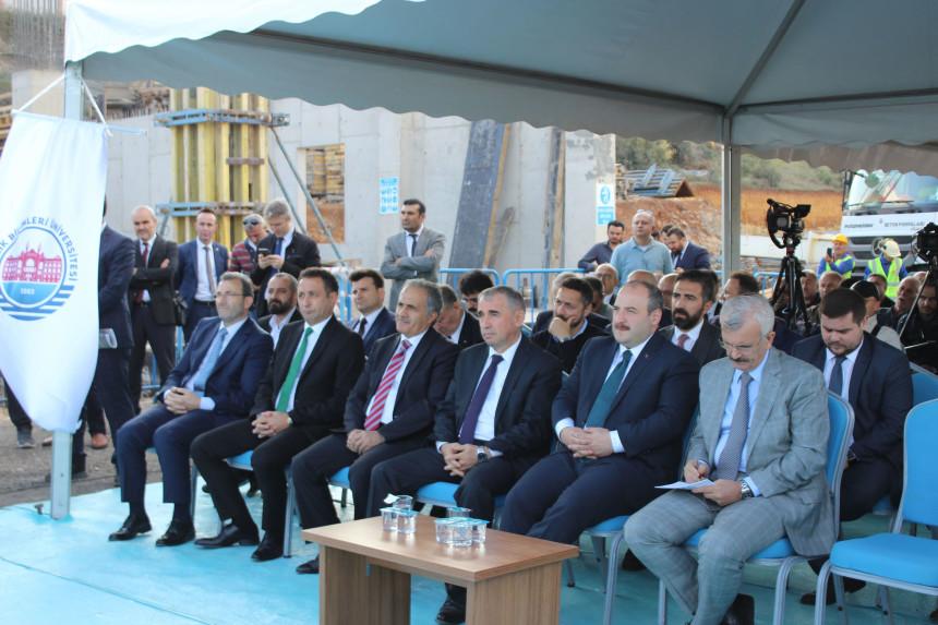 """Sanayi ve Teknoloji Bakanı Mustafa Varank: """"VSY Biotechnology gibi firmalara ihtiyacımız var"""""""