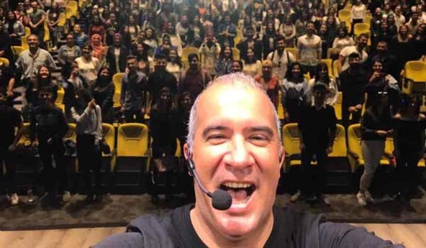 Özel Oytun Türkoğlu Düzce'de Kişisel Markalaşma Anlattı
