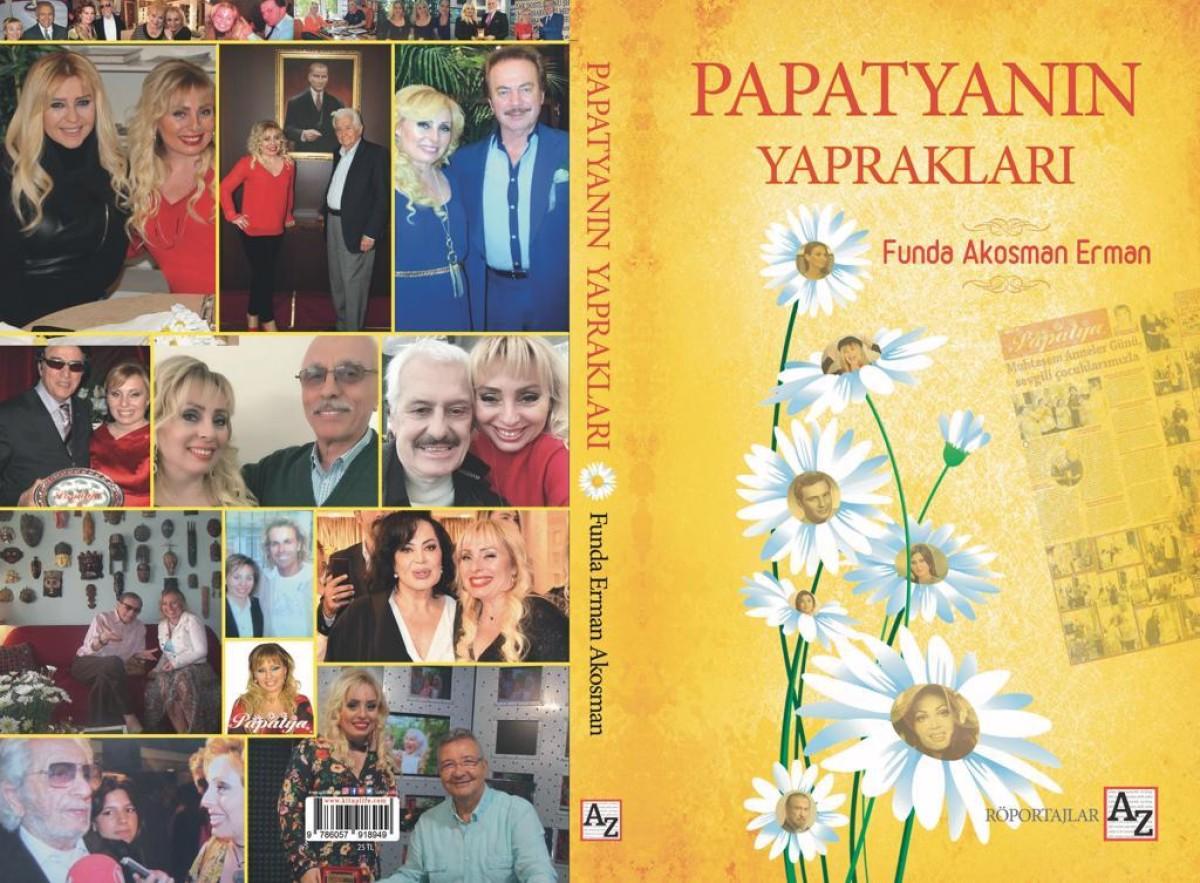Gazeteci Yazar Funda Akosman Erman'ın kitabı 'Papa...