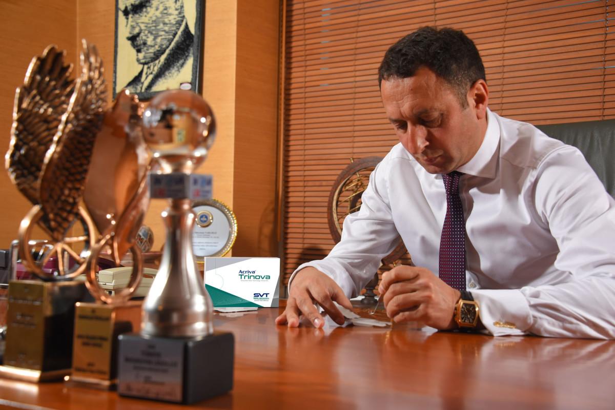 Dr. Ercan Varlıbaş; 'Sağlığın Gelişimine 30 Yılı...