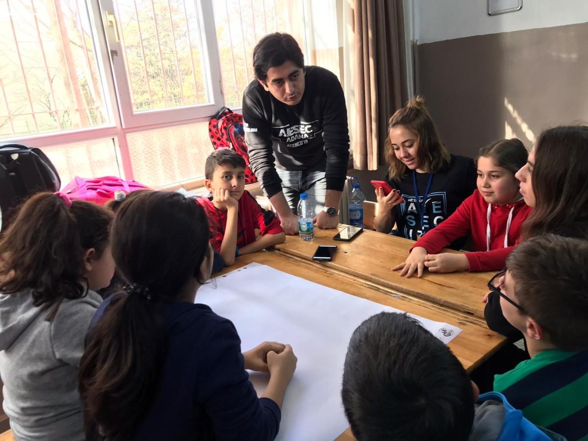 Aiesec'ten Dünyanın En Büyük Dersi