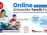 ÜNİTERCİH - Online Üniversite Tercih Fuarı