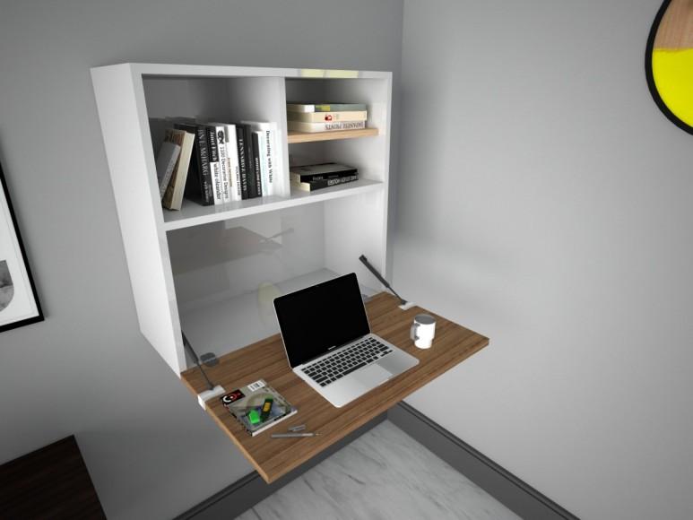 Konforlu bir evden çalışma ortamı için; ''Point serisi evden çalışma ünitesi''