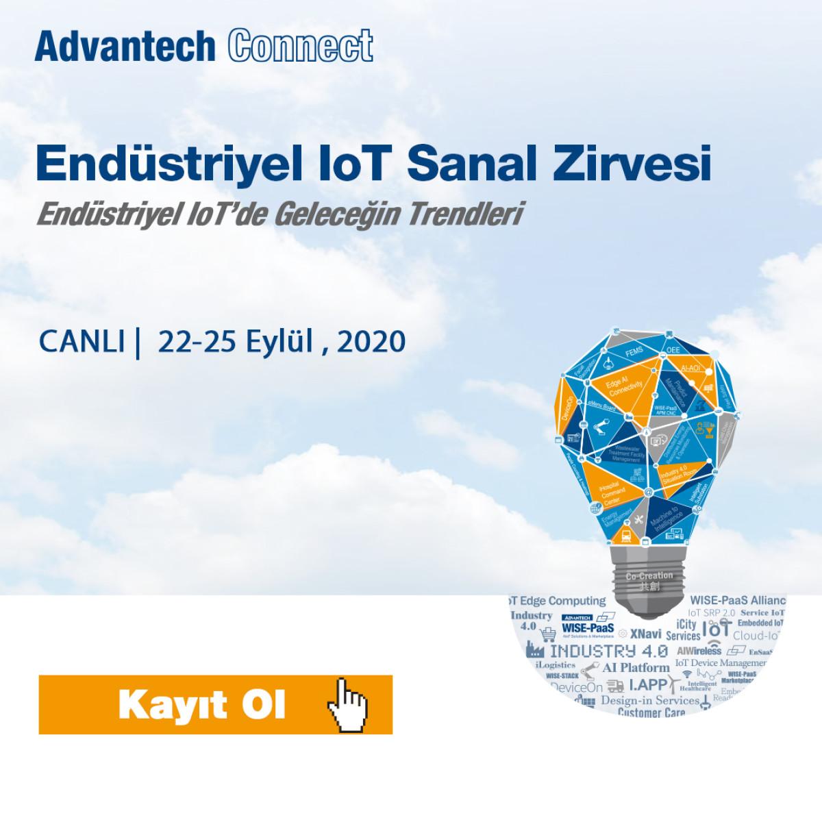 Yapay zeka ve endüstriyel IoT teknolojilerinin nab...