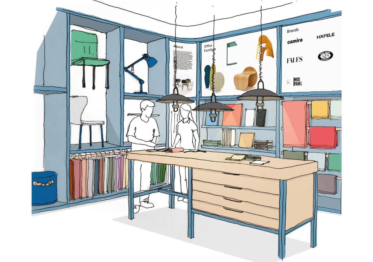 Yeni Bir Deneyim Merkezi… Ofiste Her Şey
