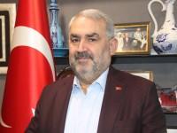 AK Parti Konya Milletvekili Halil Etyemez
