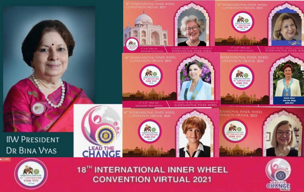 70 Ülkeden 4400 Kadın Bu Büyük Organizasyonda Bulu...
