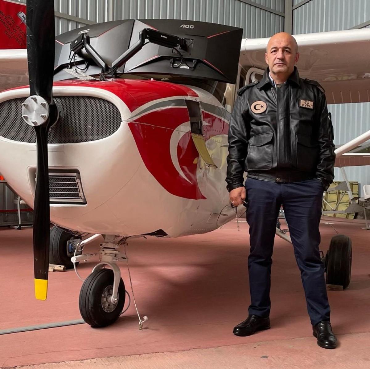 Yesevi Havacılık Lisesi 'tanınan okul' sertifikası...